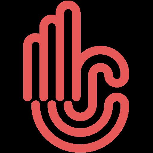 Simbolo Coptocam recortado