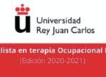 Especialista en Terapia Ocupacional Infantil. Universidad Rey Juan Carlos